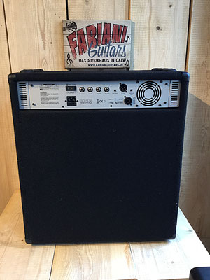 Bassamp 300 Watt, Fabiani Guitars 75365 Calw