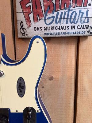 Teleman Maybach,   iMusic Network, E Gitarre Used Custom Shop,, Fabiani Guitars Calw, Weil der Stadt, Grafenau, Sindelfingen Herrenberg, Stuttgart, Tübingen