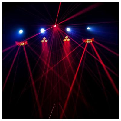 LED GigBar 2.0 für Veranstaltungen aller Art, Liveevents, Party's, Filmvorführungen, Kabarett, Theater, Comedy, Disco, DJ, Musik Fabian 75365 Calw, Nagold, Herrenberg, Tübingen, Weil er Stadt, Musik Fabiani Guitars 75365 Calw