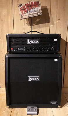 Laboga Gitarren- Box, Mr. Hector 312 AMH, Musikhaus Calw