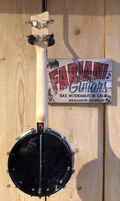 VGS Banjo BCO-A - Sopran Ukulele, Musikladen Fabiani Guitars 75365 Calw, Herrenberg, Leonberg, Stuttgart
