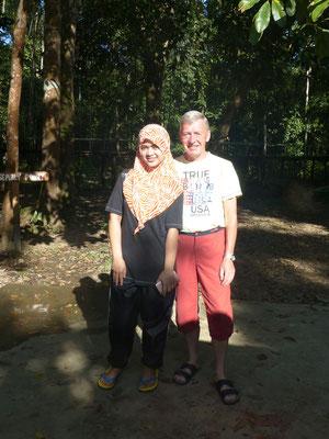 Ciao, Dschungel Resort