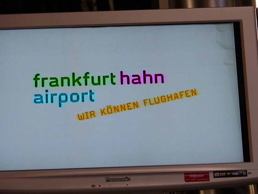 Airport Hahn wird international
