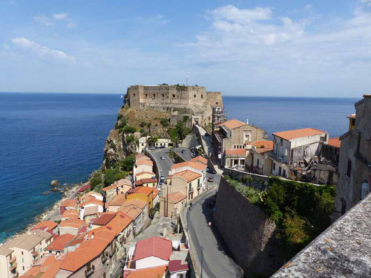 Castello in Scilla