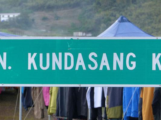 Kundasang ist die Gemüsestadt Borneos