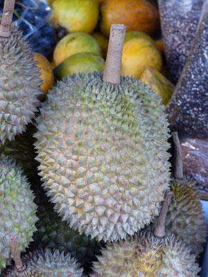 dafür Durian umso mehr