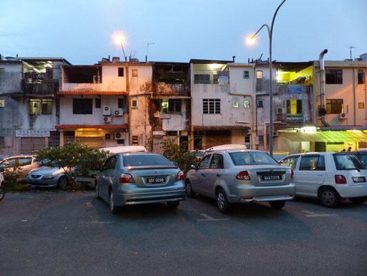 Die unmittelbare Umgebung des Hotels
