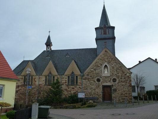 Kirche im Stadtteil Bachem