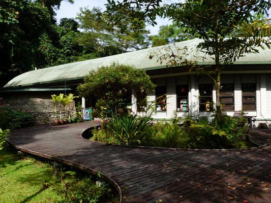 Das Restaurant der Anlage