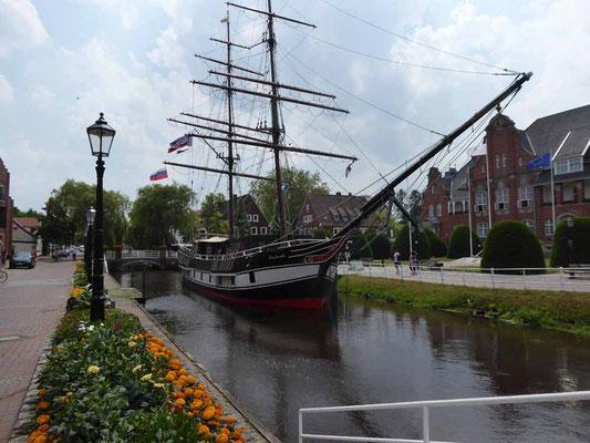 Die Friederike of Papenburg
