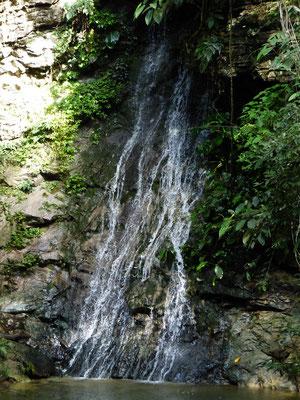 Der Paku Wasserfall