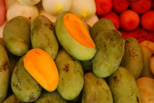 Wo Mango draufsteht, ist auch Mango drin - das ist noch Geschmack