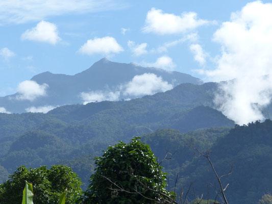 Der Mount Gunung Mulu