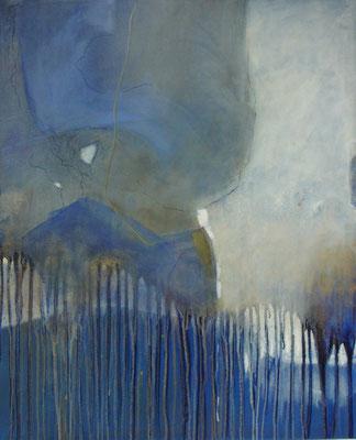 Cefalù H-B-T: 110 x 90 x 2 cm / blaublaublau TUFA