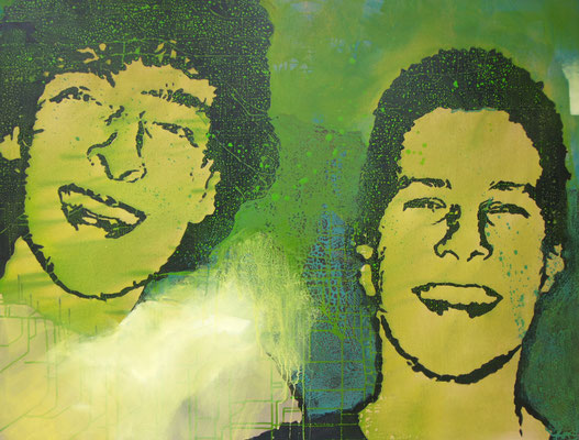 friends H-B-T 100 x 130 x 2 cm
