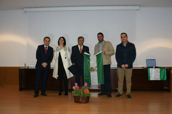 Bandera de Andalucía para Almazara San Bartolomé, S.Coop. And. 27/02/2015