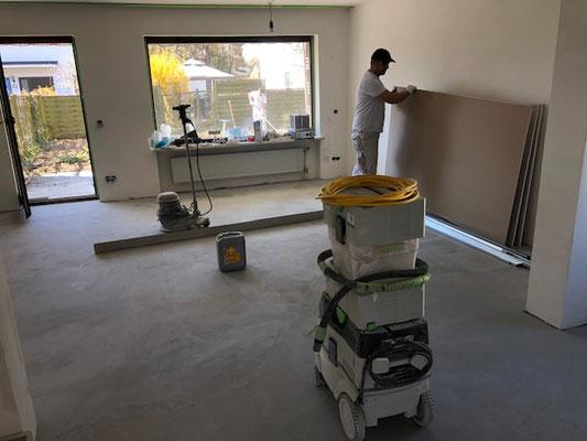 Innenausbau Sanierung