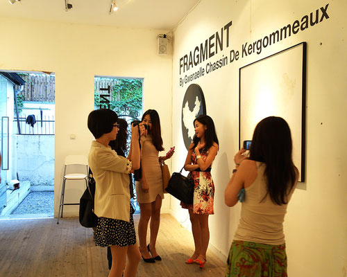 Juin 2013 - Naço Gallery - Shanghai