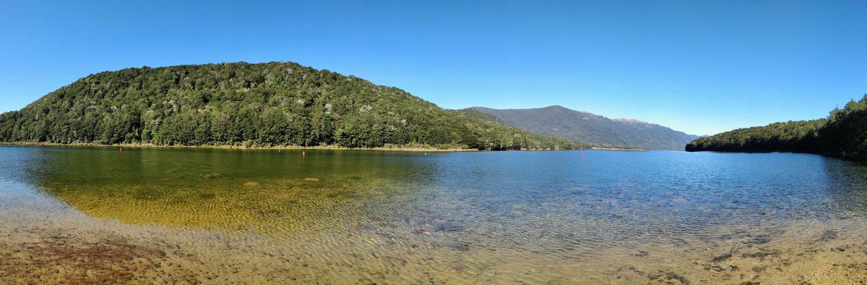 L'immensité du lac