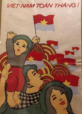 """""""Vive la victoire du Vietnam"""""""