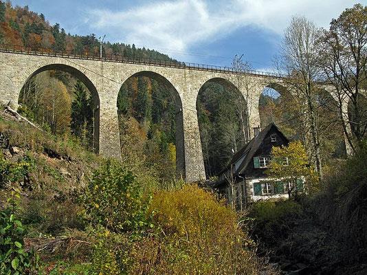 Het tweede viaduct