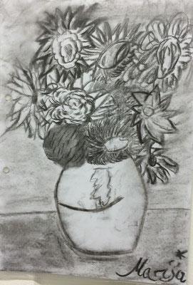 Zeichnen wie Vincent van Gogh (Marija Rotenberger)