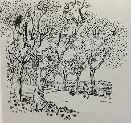 Zeichnen wie Vincent van Gogh (Angus Herzog)