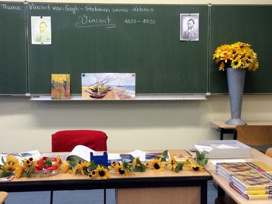 Vincent van Gogh - Stationen seines Lebens