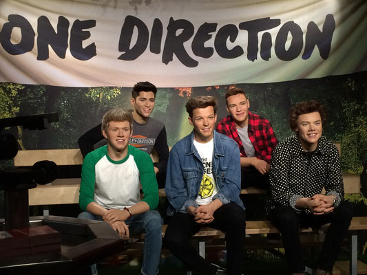 One Direction - Autogrammstunde