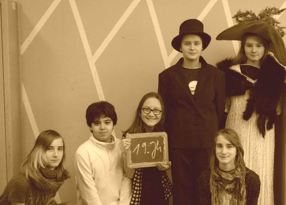 Die Gesellschaft zur Zeit Vincent van Goghs (Die Familie im 19. Jahrhundert)