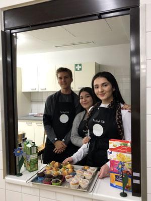 Schülerfirma / Van Gogh Café
