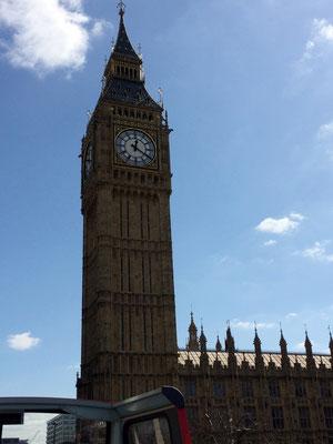 Uhrenturm mit Big Ben