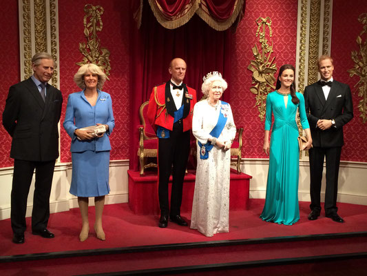 The Royal Family - Empfang bei der Queen