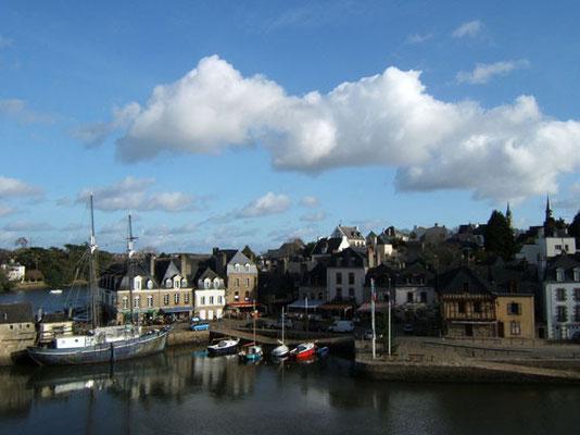 Port Saint-Goustan à Auray