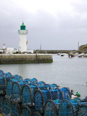 Port de Sauzon à Belle île en Mer