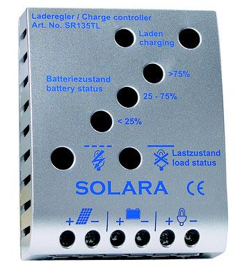SOLARA Laderegler SR85TL - SR345TL