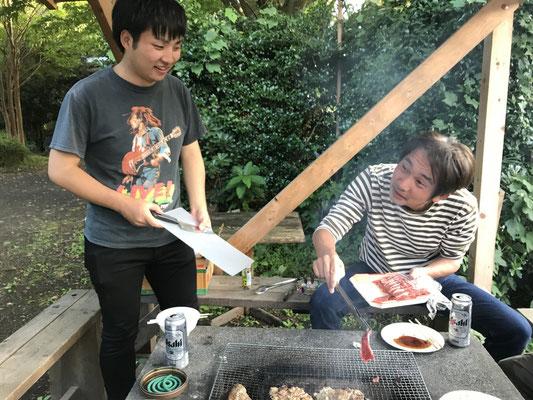 上司である中崎を顎で使う遠藤。さすがです。