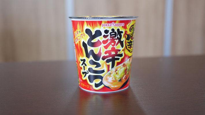 『激辛とんこつスープ』