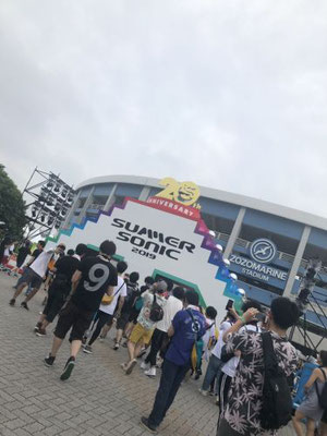 夏フェス 幕張(関東工場)