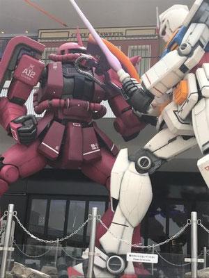 大阪エキスポシティーガンダム(春日井工場 芦北)