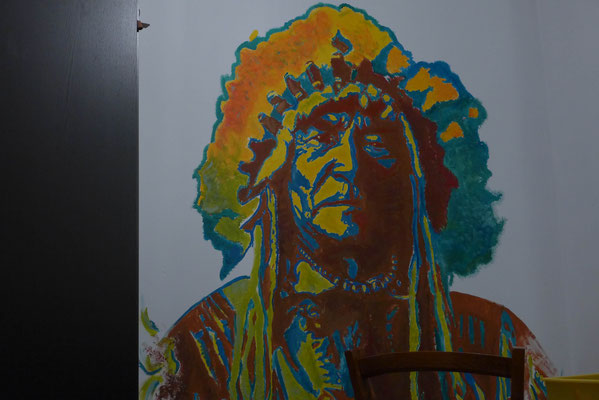 fresque street art amerindien indian chief slave 2.0 4