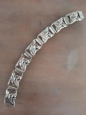 Jugendstil Silberarmband 830er Silber Schweden