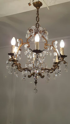 Lüster Lampe 2