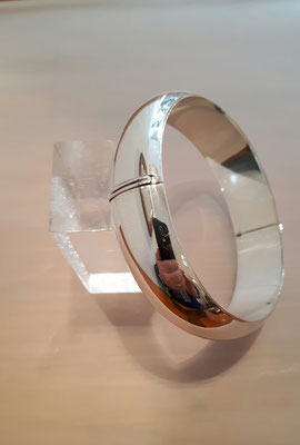 Armreif Nr:1 16mm 925 Silber