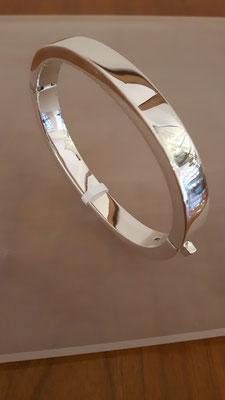 Armreif 2 Sterling Silber 925