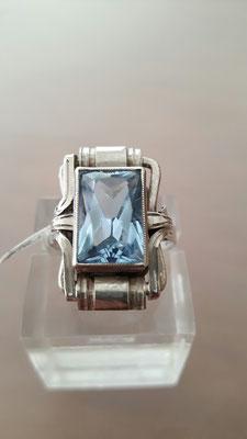 Blau Topas Ring 3