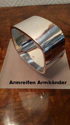 Armreifen aus Silber