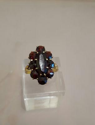 Granat Ring 4