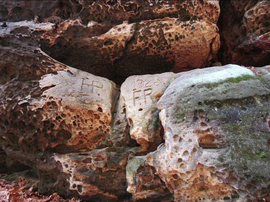 Alte Inschriften