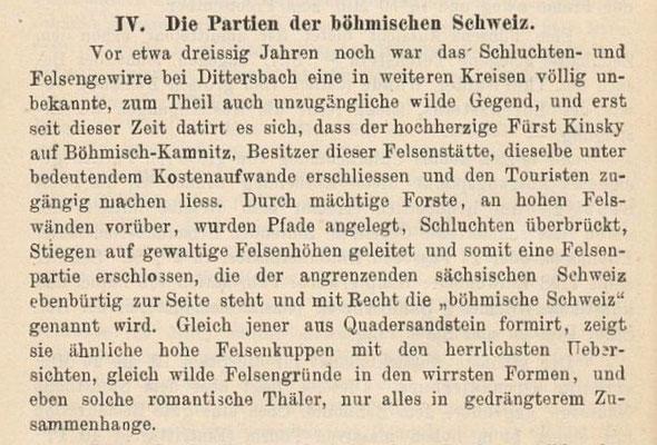 Gustav Teubert, Führer durch die Sächsisch-Böhmische Schweiz, 1888, S. 52